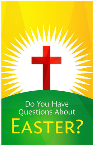 Do You Have Questions About Easter? (Preview page 1)