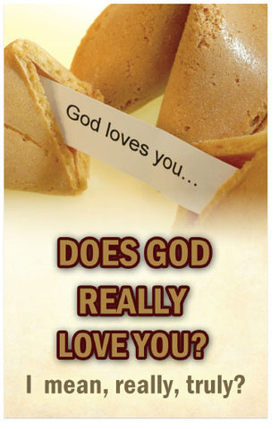 Does God Really Love You? (NKJV) (Preview page 1)
