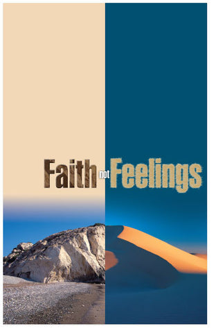 Faith Not Feelings (KJV) (Preview page 1)