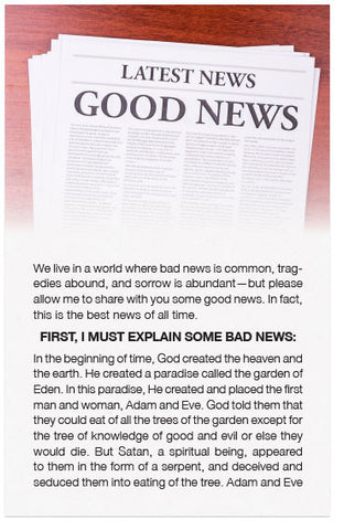 Good News (KJV) (Preview page 1)