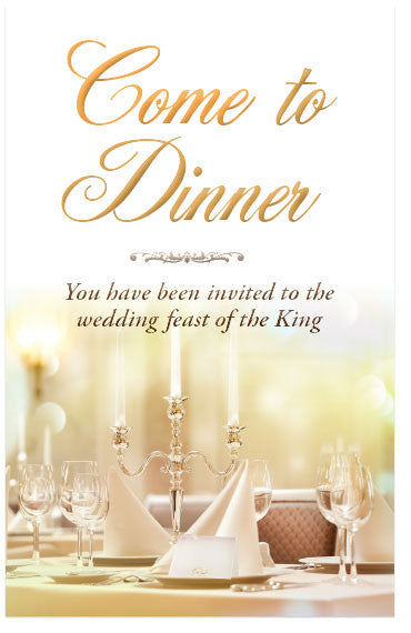 Come To Dinner (NKJV) (Preview page 1)