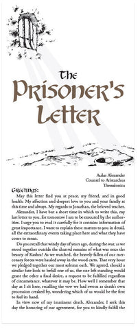 The Prisoner's Letter (NIRV) (Preview page 1)