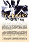 Try Jesus? Absolutely Not! (Preview page 1)