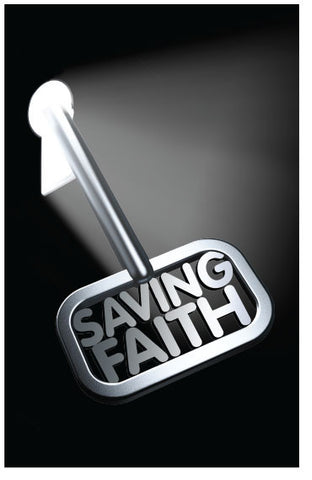 Saving Faith (KJV) (Preview page 1)