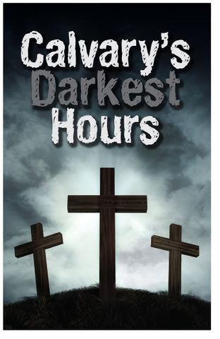 Calvary's Darkest Hours (ESV) (Preview page 1)