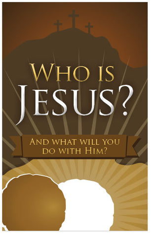 Who Is Jesus? And What Will You Do With Him? (KJV) (Preview page 1)