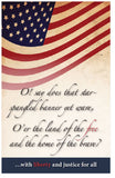 The Star-Spangled Banner (KJV) (Preview page 1)