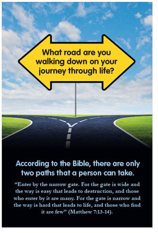 What Road Are You Walking Down? (ESV) (Preview page 1)