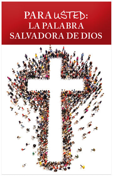 God's Word Of Salvation To You (Spanish) (Preview page 1)