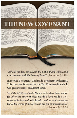 The New Covenant (KJV) (Preview page 1)
