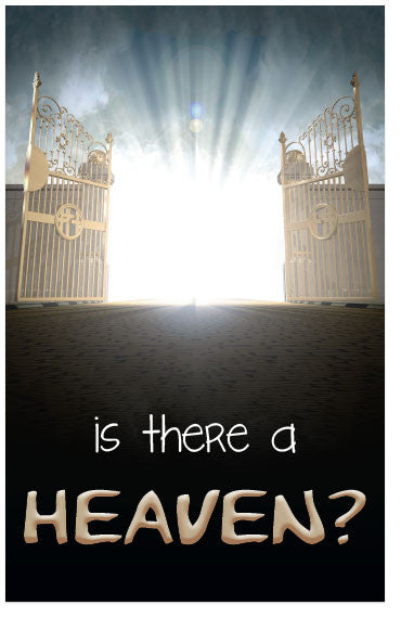 Is There A Heaven? (KJV) (Preview page 1)
