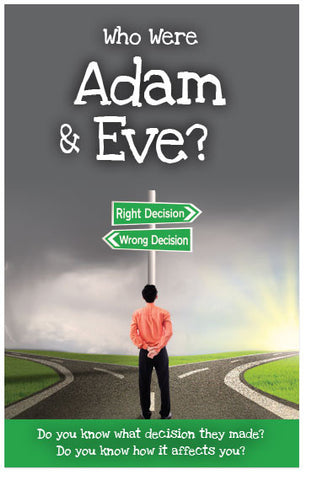 Who Were Adam & Eve? (NKJV) (Preview page 1)