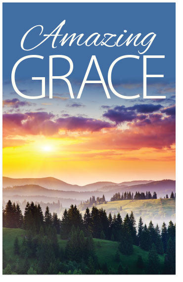 Amazing Grace (KJV) (Preview page 1)