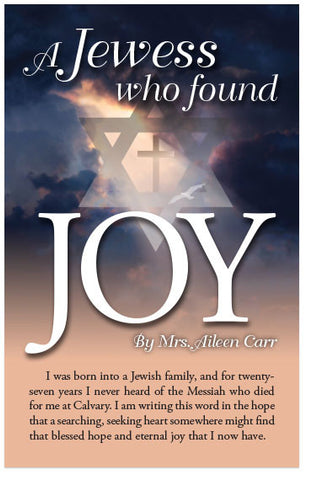A Jewess Who Found Joy (KJV) (Preview page 1)