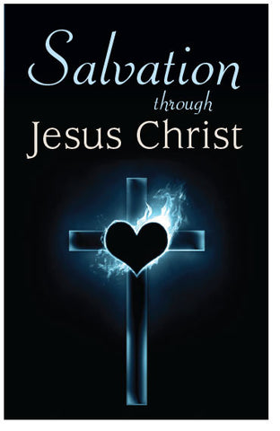 Salvation Through Jesus Christ (KJV) (Preview page 1)