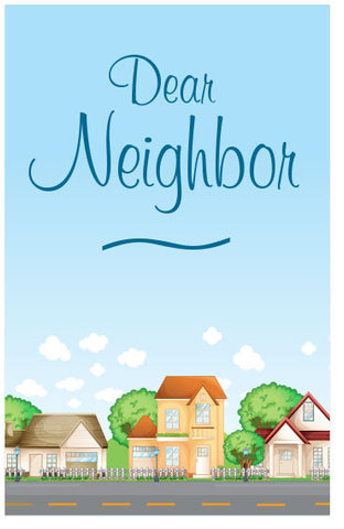 Dear Neighbor (KJV) (Preview page 1)