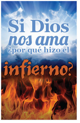 How Could A Loving God Create Hell (Spanish) (Preview page 1)