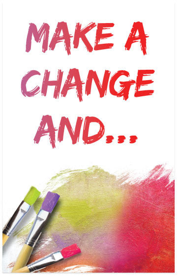 Make a Change and Make a Difference (Preview page 1)