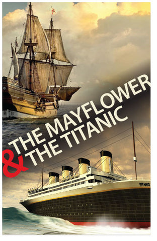 The Mayflower & The Titanic (Preview page 1)
