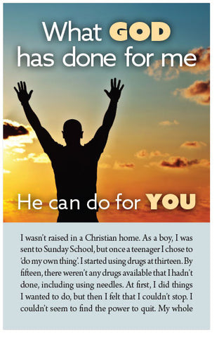What God Has Done For Me (Preview page 1)