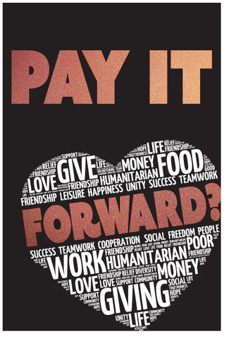 Pay it Forward? (Preview page 1)
