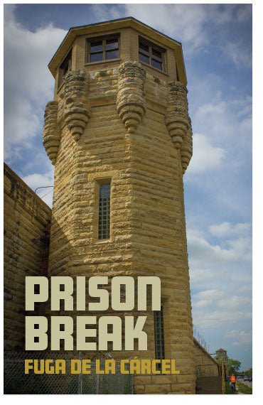 Prison Break (Preview page 1)
