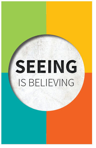 Seeing is Believing (Preview page 1)