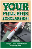 Your Full-Ride Scholarship (NIV) (Preview page 1)
