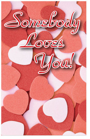 Somebody Loves You (Classic Version, NKJV) (Preview page 1)