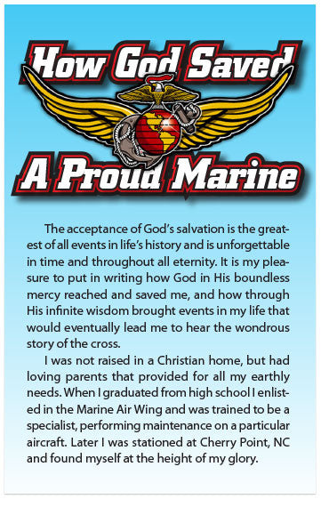 How God Saved a Proud Marine (KJV) (Preview page 1)