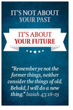 It's Not About Your Past: It's About Your Future (Preview page 1)