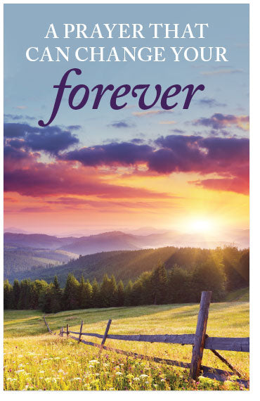 A Prayer That Can Change Your Forever (Preview page 1)