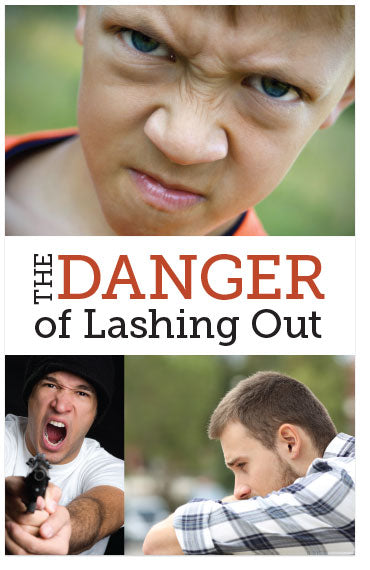 The Danger of Lashing Out (Preview page 1)