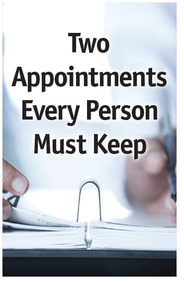 Two Appointments Every Person Must Keep (Preview page 1)