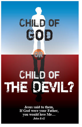 Child of God, or Child of the Devil? (KJV) (Preview page 1)