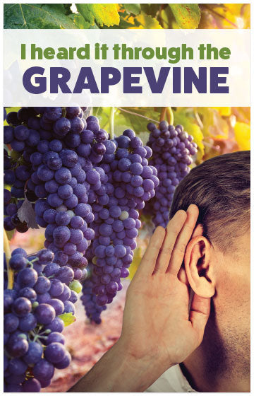 I Heard It Through The Grapevine (Preview page 1)