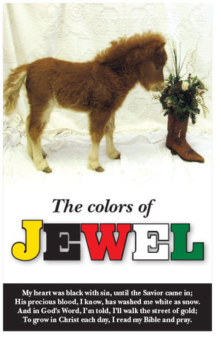 The Colors of Jewel (KJV) (Preview page 1)