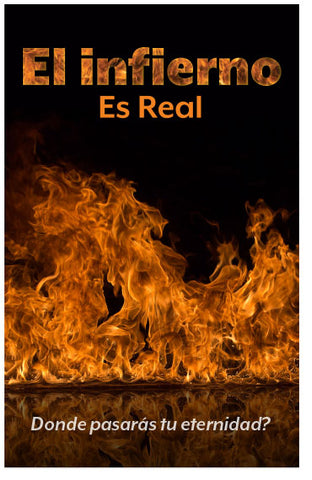 Hell Is a Real Place (Spanish)