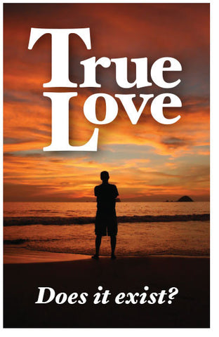 True Love: Does it Exist? (NIV) (Preview page 1)