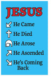 Jesus (Mini Card)