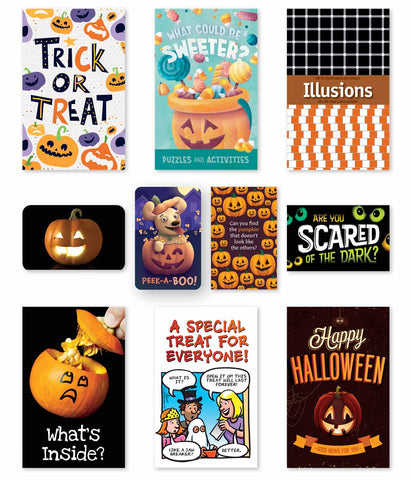 Halloween Tracts Assortment