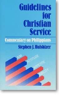 Guidelines for Christian Service