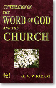 Conversations on the Word of God and the Church