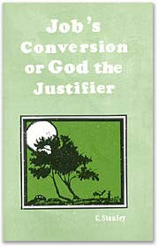 Job's Conversion: God the Justifier