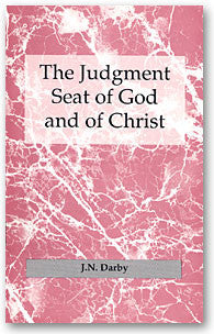 Judgment Seat of God and of Christ