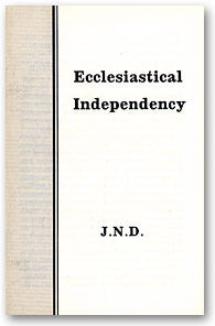 Ecclesiastical Independency