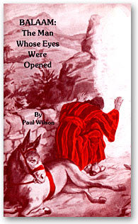 Balaam: The Man Whose Eyes Were Opened