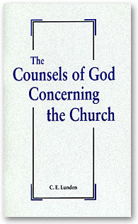 The Counsels of God Concerning the Church