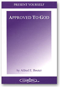 Approved to God