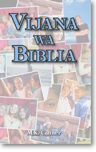 Young People of the Bible (Swahili): Vijana Wa Biblia